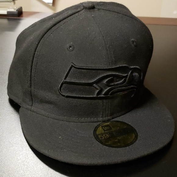 New Era Other - New era Seahawks fitted hat
